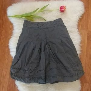 Anthropologie Plenty by Tracy Reese bubble skirt